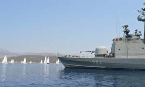 Πολεμικό Ναυτικό: Συμμετοχή στην 27η Διεθνής Ιστιοπλοϊκή Εβδομάδα Ιονίου (pics)