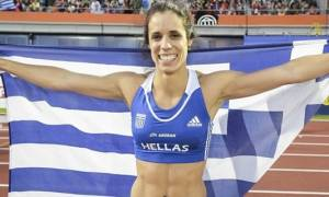 Ολυμπιακοί Αγώνες 2016 - Στεφανίδη: «Άλμα στα 4,86μ θα φέρει μετάλλιο»