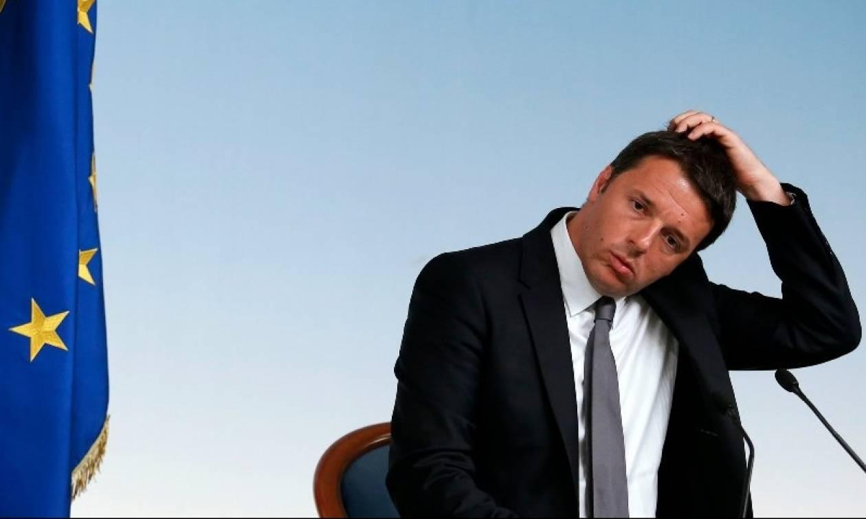 «Παίζει τα ρέστα του» ο Ματέο Ρέντσι -  «Πράσινο φως» για δημοψήφισμα αναθεώρησης του Συντάγματος