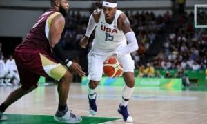 Ολυμπιακοί Αγώνες 2016 - Μπάσκετ: Έκαναν πλάκα οι ΗΠΑ κόντρα στη Βενεζουέλα