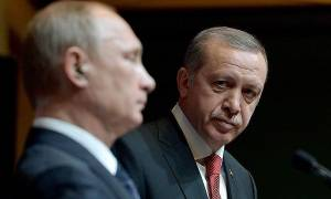 Τι θα συζητήσουν Πούτιν και Ερντογάν: Όλο το παρασκήνιο της συνάντησης