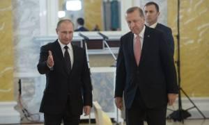 Συνάντηση Πούτιν-Ερντογάν: Αλλαγή σελίδας στις ρωσο-τουρκικές σχέσεις (Vid)