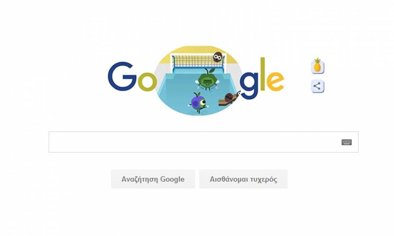 Ολυμπιακοί Αγώνες 2016 Ρίο: 6η Μέρα των Doodle Fruit Games 2016!