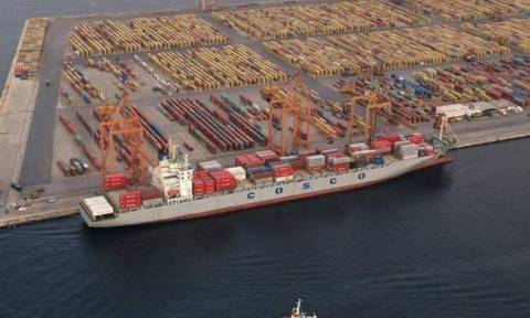 We will continue to invest in Piraeus port, says Cosco' s chief Wan Min