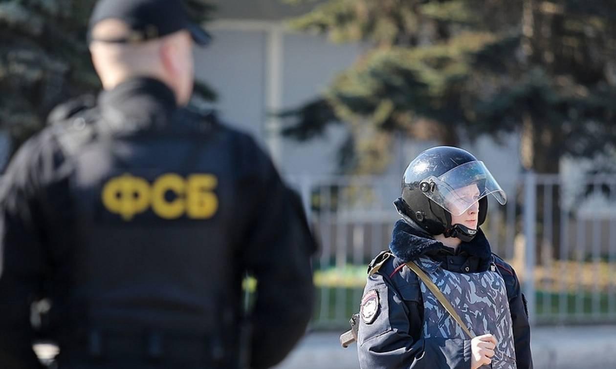Μόσχα: Αποτράπηκαν τρομοκρατικές επιθέσεις στην Κριμαία