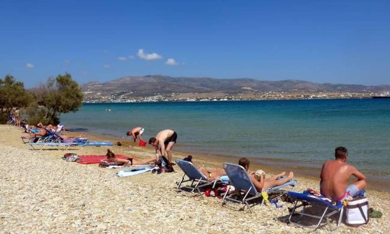 Καιρός… και πάλι για παραλίες - Στα ύψη η θερμοκρασία (pics)