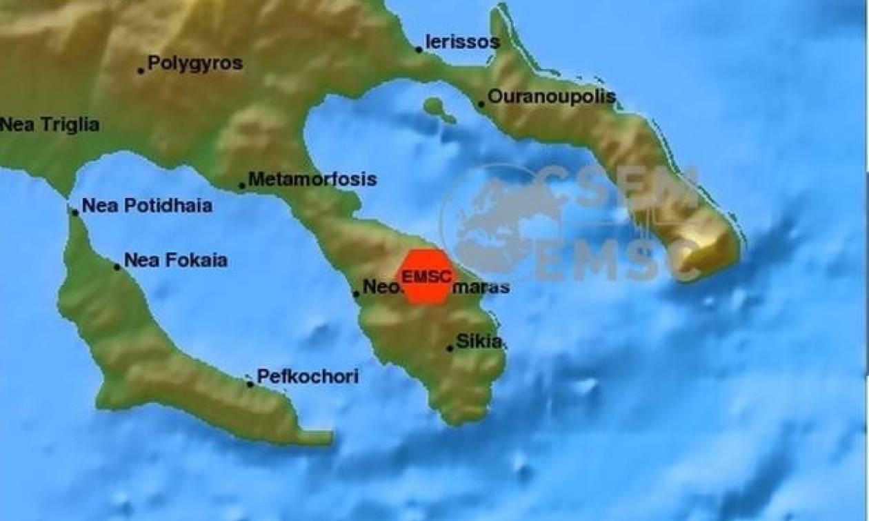 Землетрясение магнитудой 5,5 случилось наСахалине