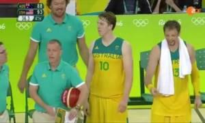 Ρίο 2016: Απίστευτη τούμπα του Μιλς – «πέθανε» στα γέλια ο Άντερσεν! (video)