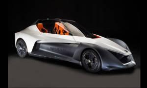 Το ηλεκτρικό Nissan Bladeglider που θα παρουσιαστεί στο Ρίο έχει σχήμα πτέρυγας