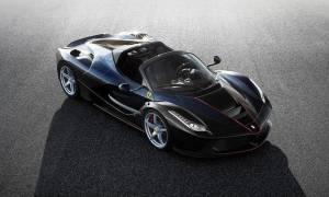 Συλλέκτης μηνύει τη Ferrari εξαιτίας της LaFerrari Aperta