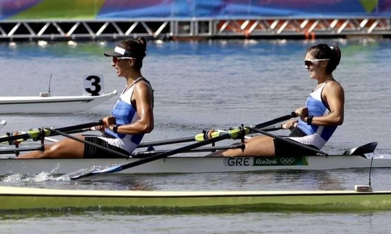 Ολυμπιακοί Αγώνες 2016: Τέταρτη θέση για Ασουμανάκη - Νικολαΐδου