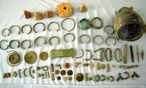 Γρεβενά: 62χρονος είχε μετατρέψει το σπίτι του σε… αρχαιολογικό μουσείο (pics)