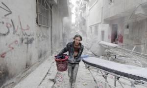 Συρία: Δεκάδες τραυματίες από επίθεση με χημικά όπλα στο Χαλέπι (Vid)