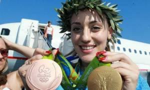 Ολυμπιακοί Αγώνες 2016: Η Δράμα «γκρεμίζει τα τείχη» για την χρυσή Άννα
