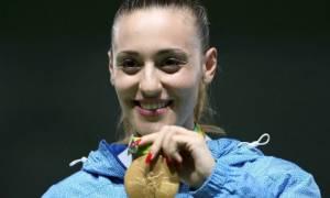 Ολυμπιακοί Αγώνες 2016: Αυτή η φωτογραφία της Κορακάκη συγκίνησε όλη την Ελλάδα