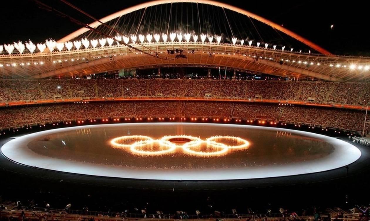 Σαν σήμερα το 2004 πραγματοποιείται η εντυπωσιακή τελετή έναρξης των Ολυμπιακών της Αθήνας