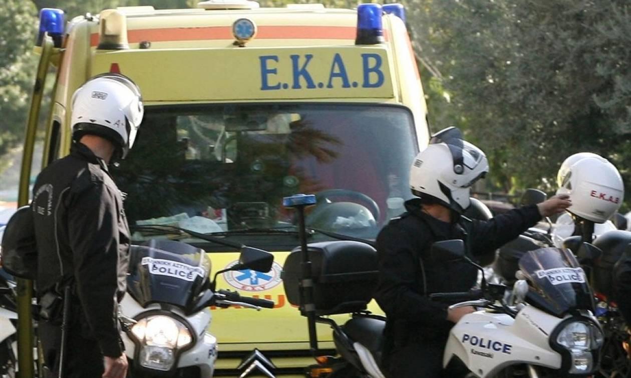 Κέρκυρα: Ασυνείδητος οδηγός παρέσυρε με φορτηγό έναν νεαρό και τον εγκατέλειψε