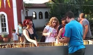 Δεκαπενταύγουστος: Η Παναγιά Χριστιανών και Μουσουλμάνων στην Κομοτηνή (pics+video)