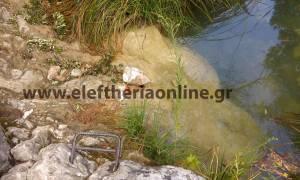 Τραγωδία στη Μεσσηνία: Μία γυναίκα νεκρή από κατολίσθηση βράχων (pics&vid)