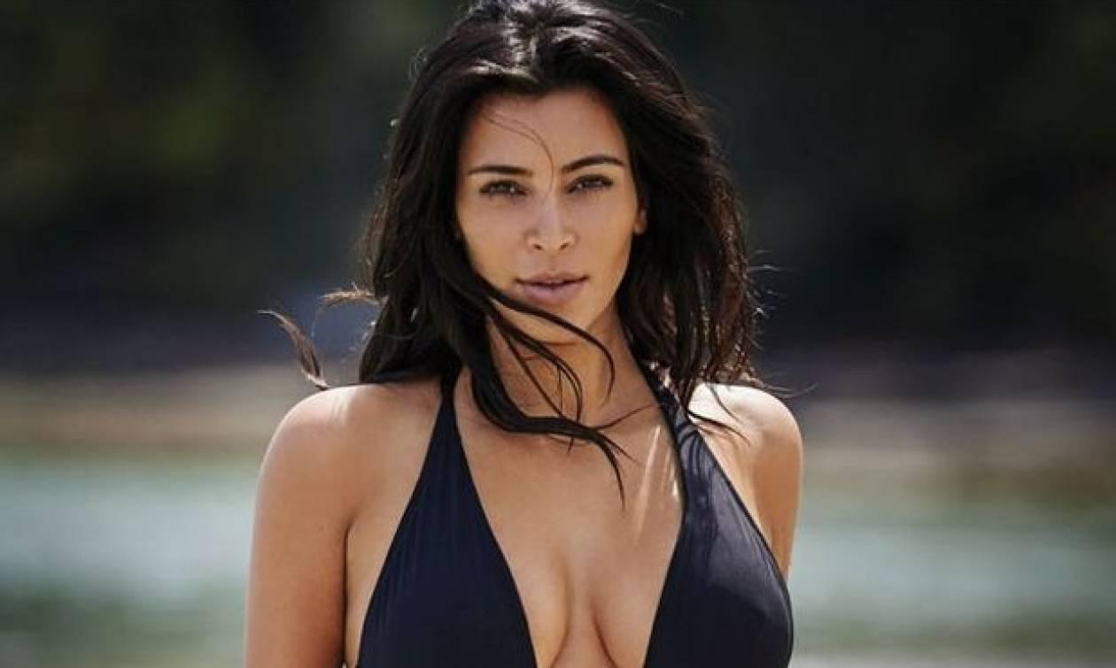 Η Kim Kardashian στην πιο σέξι της εμφάνιση που μας άφησε άφωνους
