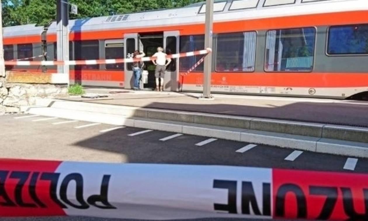 Ελβετία: Μια νεκρή από την επίθεση σε τραίνο