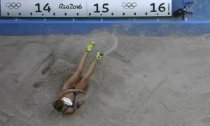 Ολυμπιακοί Αγώνες 2016 - Στίβος: Την 8η θέση κατέλαβε η Βούλα Παπαχρήστου στο τριπλούν