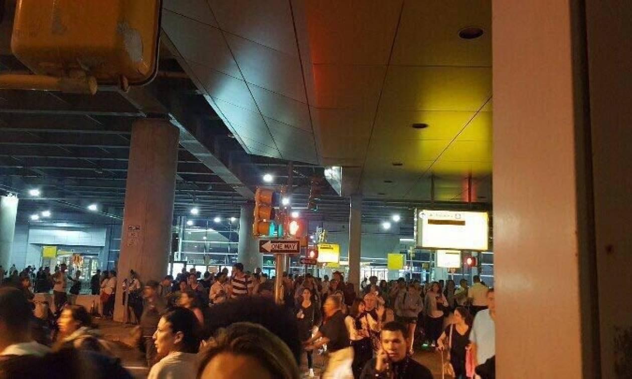 Νέας Υόρκη: Λήξη συναγερμού στο αεροδρόμιο «Τζον Κένεντι»