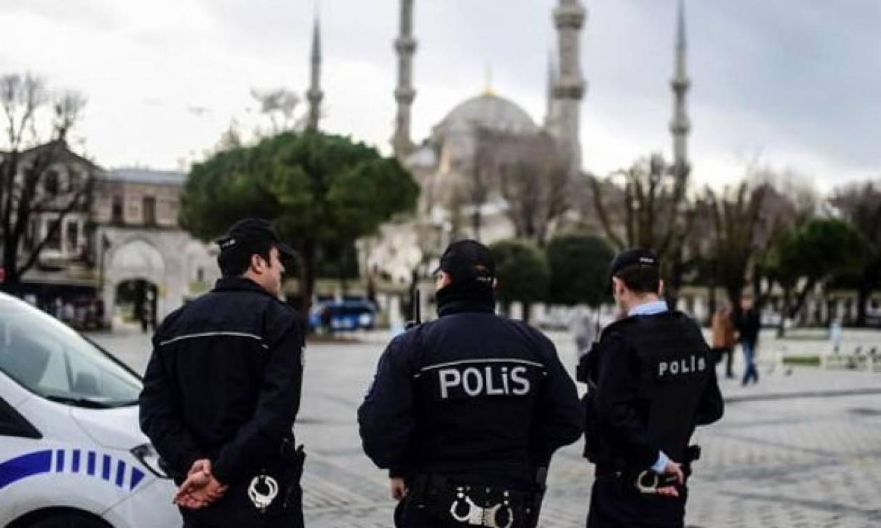 Έφοδος των τουρκικών αρχών με 173 συλλήψεις σε δικαστήρια της Κωνσταντινούπολης