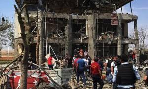 Τουρκία: Ισχυρή έκρηξη στο Ντιγιάρμπακιρ - Τουλάχιστον τρεις νεκροί (vid)