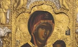 Η ιστορία της εικόνας της Παναγίας Σουμελά