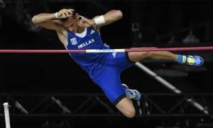 Ολυμπιακοί Αγώνες 2016 - Στίβος: «Κόλλησε» στα 5.50μ. ο Φιλιππίδης!