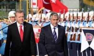 Συνάντηση στην Άγκυρα Ερντογάν - Ακιντζί την Τετάρτη