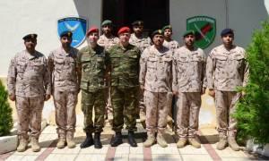 Στρατός ξηράς: Συνεκπαίδευση 71 Α/Μ ΤΑΞ με προσωπικό των Ηνωμένων Αραβικών Εμιράτων (pics)