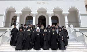 Αντιπροσωπεία της Ρωσικής Εκκλησίας στο Άγιον Όρος