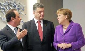 Έκκληση Ολάντ να αποφευχθεί «οποιαδήποτε κλιμάκωση» στην Ουκρανία