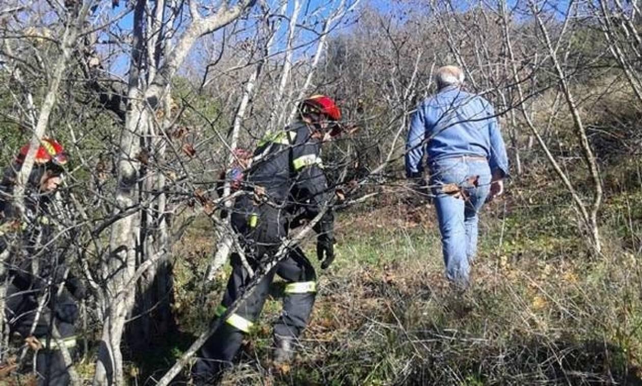Τρίκαλα: Νεκρός βρέθηκε ο 88χρονος που αγνοούνταν από την περασμένη βδομάδα