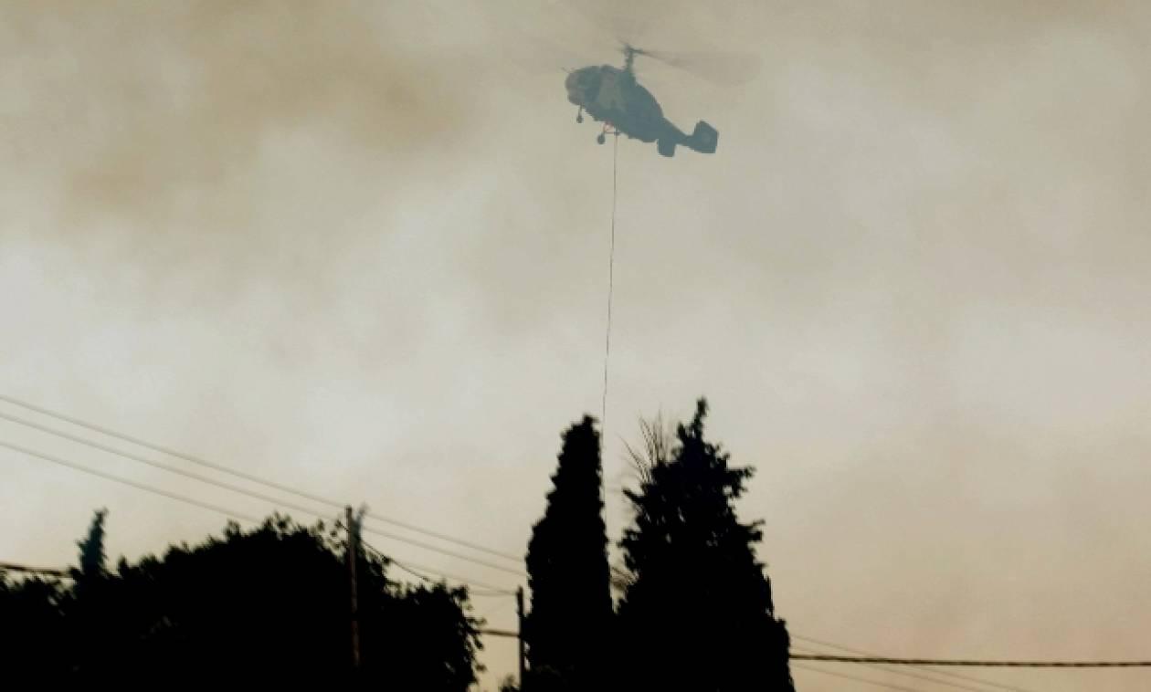 Υπό έλεγχο οι πυρκαγιές σε Κεφαλονιά, Βοιωτία και Δράμα