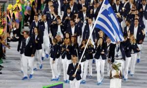 Ολυμπιακοί Αγώνες 2016: Ποιος θα είναι ο σημαιοφόρος της Ελλάδας στην τελετή λήξης;
