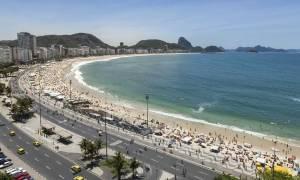 Ρίο 2016: Οι Αρχές διώχνουν με τη βία τους άστεγους από την Κοπακαμπάνα