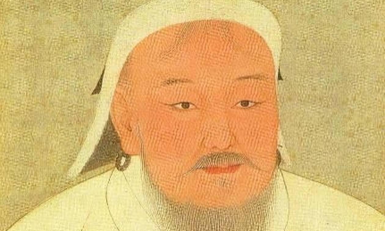 Σαν σήμερα το 1227 πεθαίνει ο Τζένγκις Χαν