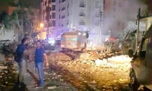 Τουρκία: Έκρηξη αυτοκινήτου έξω από αστυνομικό τμήμα με τρεις νεκρούς και δεκάδες τραυματίες