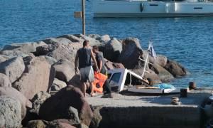 Τραγωδία στην Αίγινα: Ποιοι λένε ψέματα; Ποιος είναι ο χειριστής και ποιος ο ιδιοκτήτης του σκάφους;
