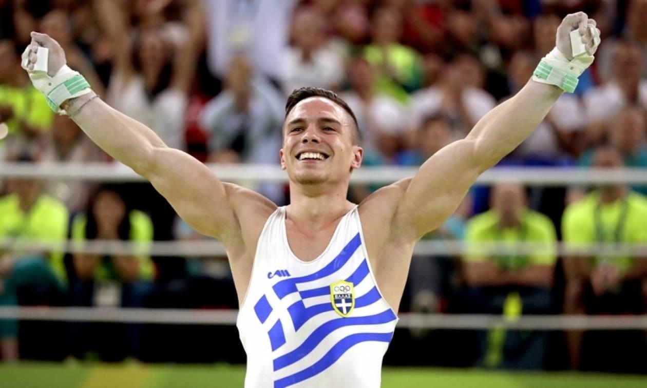 Ρίο 2016: Εδώ θα φυλάει ο Πετρούνιας το χρυσό του μετάλλιο! (pics)
