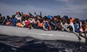 Νέα τραγωδία με μετανάστες στη Μεσόγειο: Πέντε νεκροί και 534 διασωθέντες