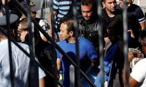 Στην επιτροπή ασύλου οι 8 Τούρκοι στρατιωτικοί