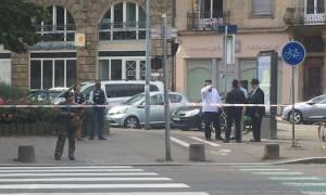 Νέος συναγερμός στη Γαλλία: Τζιχαντιστής μαχαίρωσε ραβίνο στο Στρασβούργο (pics)