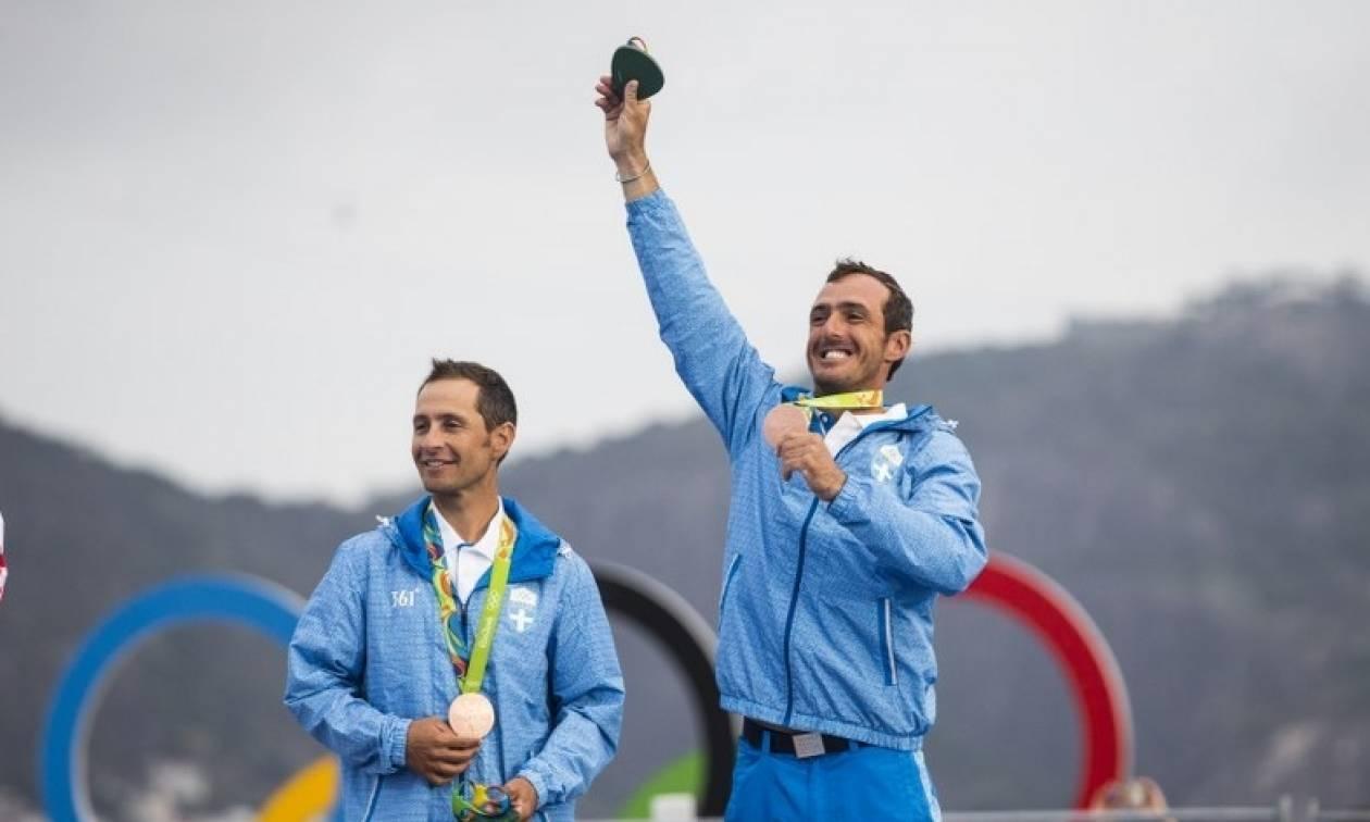 Ολυμπιακοί Αγώνες 2016: Η συγκινητική ανάρτηση των Μάντη - Καγιαλή για την Ελλάδα