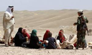 Συρία: Οι οικογένειες των μαχητών του ISIS φεύγουν προς τη Ράκα
