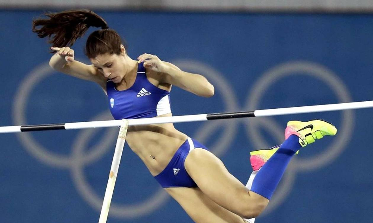Ολυμπιακοί Αγώνες 2016: «Χρυσή» η Κατερίνα Στεφανίδη (videos+photos)