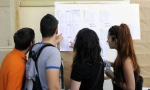 Βάσεις 2016: Ποιες σχολές ανεβαίνουν και ποιες κάνουν «βουτιά» - Πότε θα ανακοινωθούν